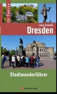 Cover Stadtwanderführer Sresden